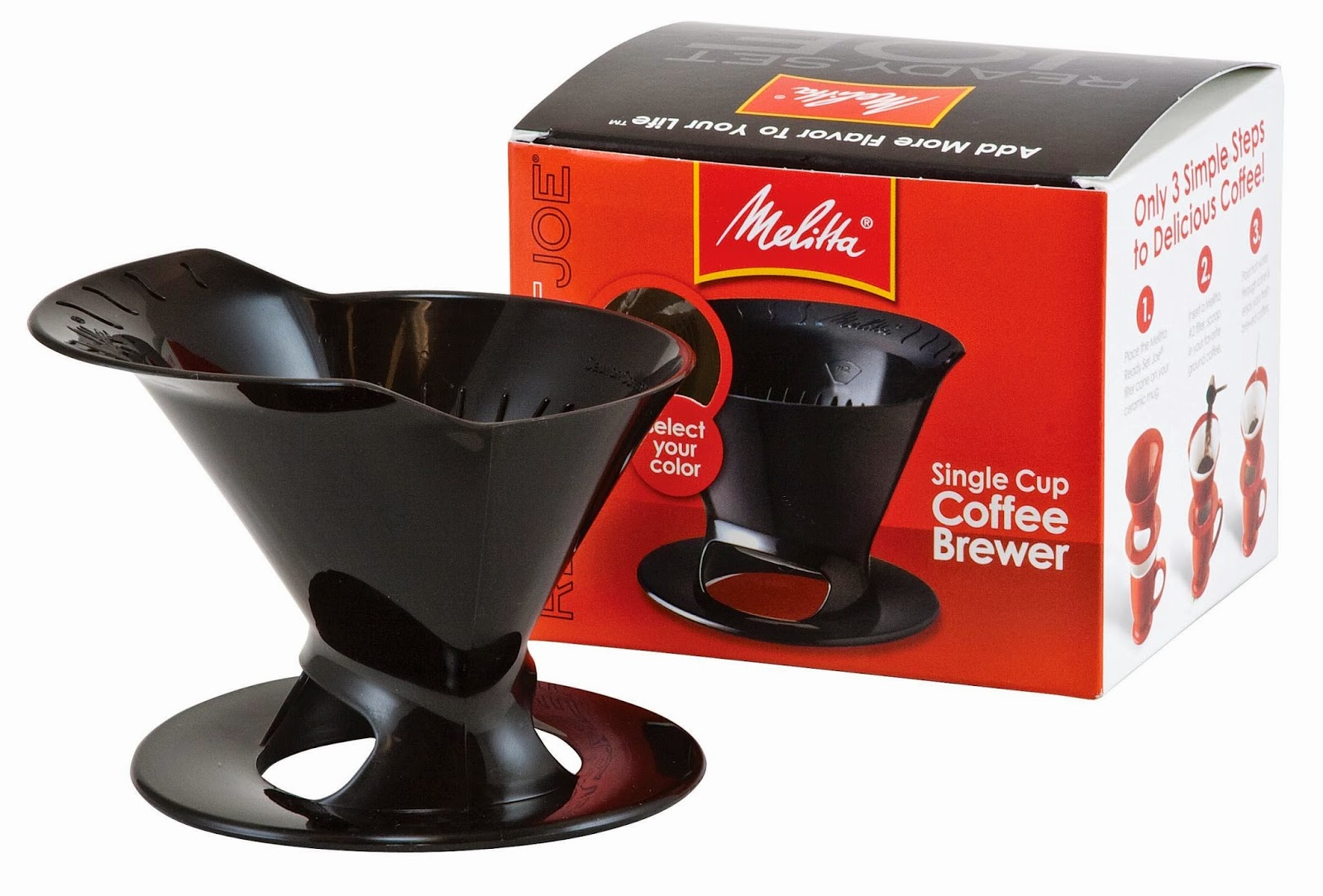Melitta coffee brewer black robusta coffee Coffee maker brands