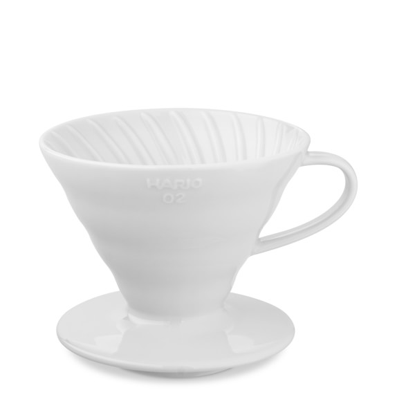 Ceramic coffee brewer (1 cup)